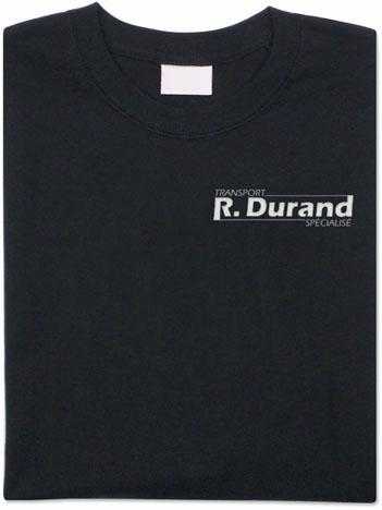 T-Shirt R. Durand